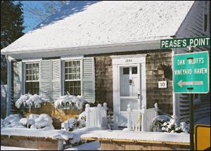 Edgartown Cottage